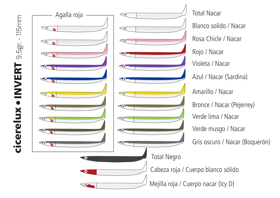 carta color cicerelux