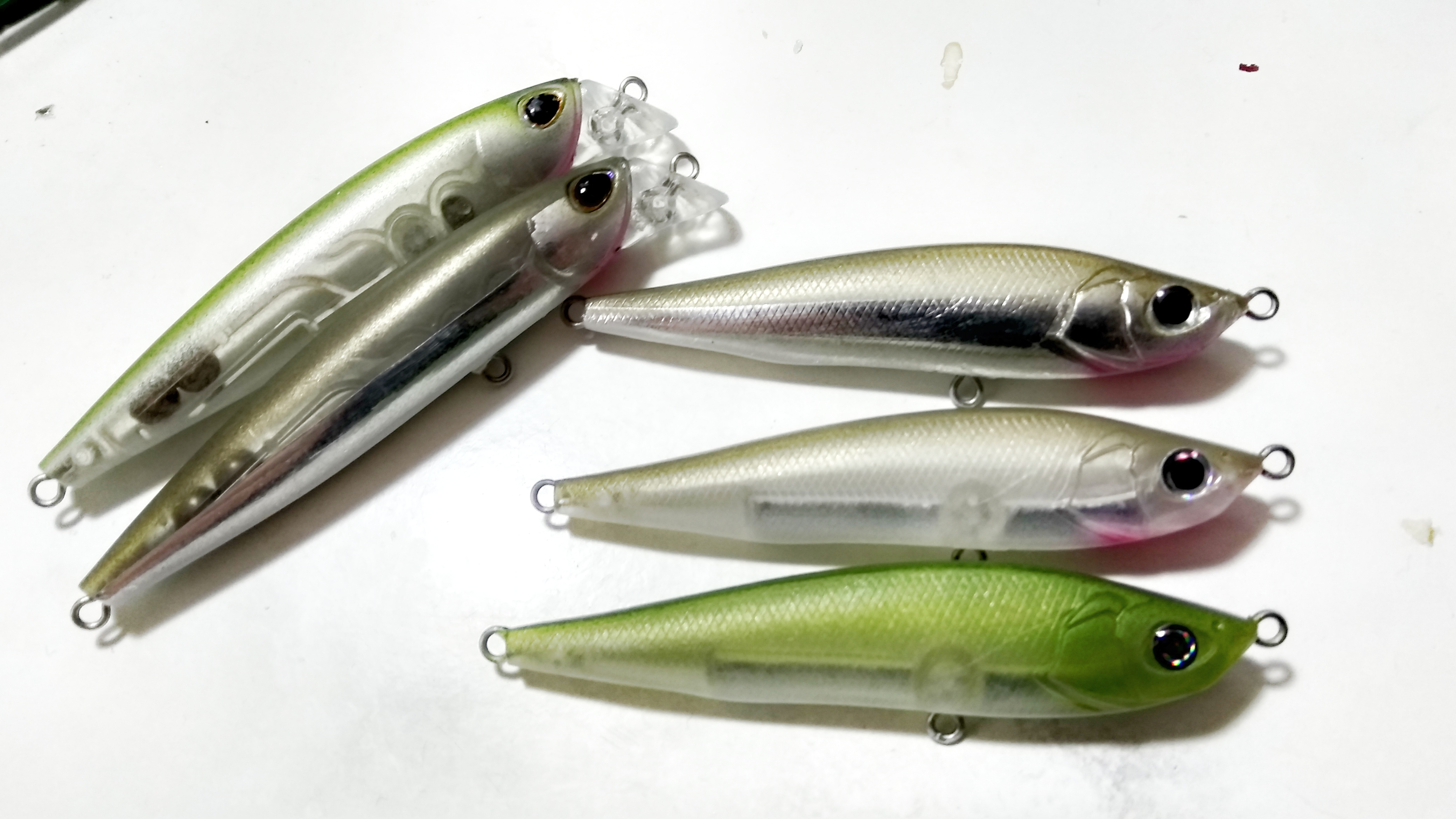 Lucky Craft Lures For Sale In Austin Area